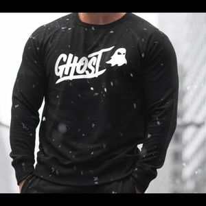 Ghost lifestyle Sweater Mens Small New